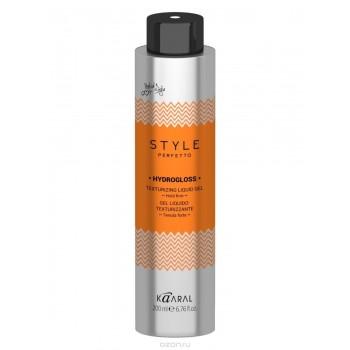 Жидкий гель текстурирующий для волос Hydrogloss Texturizing Liquid Kaaral