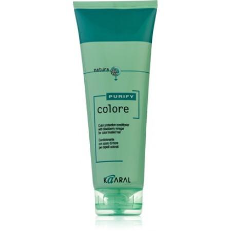Кондиционер для окрашенных волос с ежевичным уксусом Color Conditioner