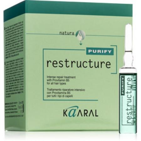 RESTRUCTURE. Интенсивный восстанавливающий комплекс с провитамином В5 для всех типов волос