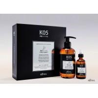 K05 REVITAE Набор против выпадения волос (тонизирующий шампунь и укрепляющий лосьон с тонизирующим эффектом) Kaaral
