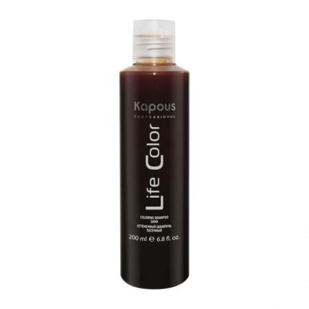 Professional Шампунь оттеночный для волос «Life color»