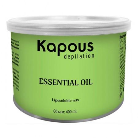 Depilation Жирорастворимый воск Essential Oil с эфирными маслами в ассортименте