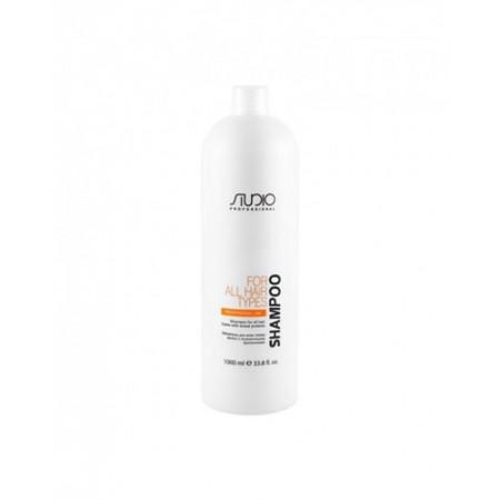 Studio Professional Шампунь для всех типов волос с пшеничными протеинами
