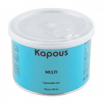 Depilation Жирорастворимый воск Multi в ассортименте Kapous