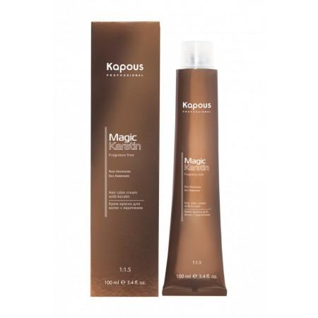 Крем-краска для волос с кератином «Non Ammonia»
