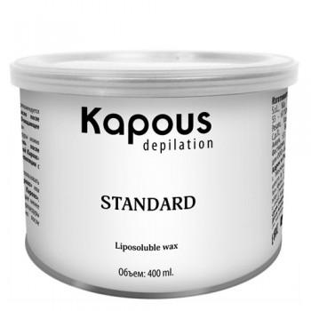 Depilation Жирорастворимый воск Standard для нормальной кожи в ассортименте Kapous