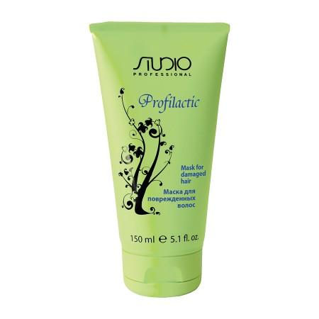 Studio Professional Profilactic Маска для поврежденных волос