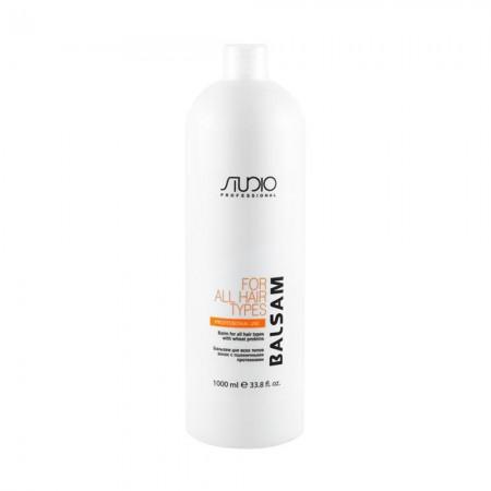 Studio Professional Бальзам для всех типов волос с пшеничными протеинами
