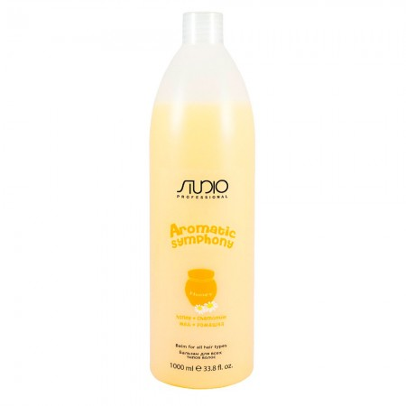 Aromatic Symphony Бальзам для всех типов волос Мед и ромашка