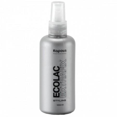 """Professional Styling Лак для волос жидкий сверхсильной фиксации """"Ecolac Extrafix"""""""