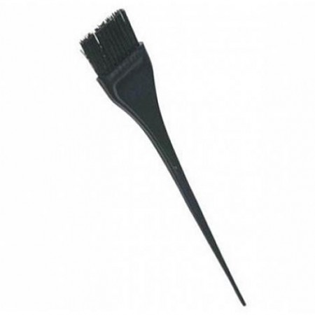 Professional  Кисточка узкая (черная) для нанесения краски