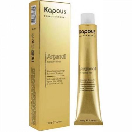 Arganoil Обесцвечивающий крем для волос с маслом арганы