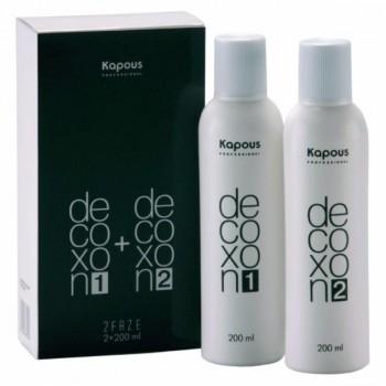 """Professional Лосьон для коррекции косметического цвета """"Decoxon 2 Faze"""" Kapous"""