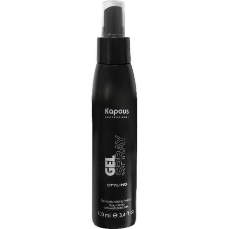 """Professional Styling Гель-спрей для волос сильной фиксации """"Gel-spray Strong"""""""