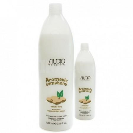 Aromatic Symphony Шампунь для всех типов волос Молочко миндального ореха