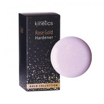 Укрепитель для ногтей Rose Gold Hardener Kinetics