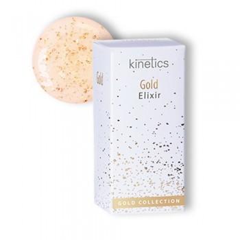 Эликсир для ногтей и кутикулы Golden Elixir Kinetics