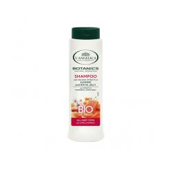 L'Angelica Botanics Шампунь для всех типов волос с экстрактом меда и миндаля