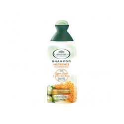 L' Angelica Officinalis Питательный шампунь для сухих и поврежденных волос с медом и маслом оливы