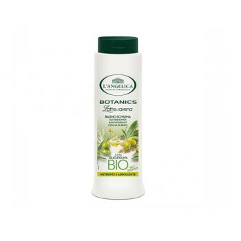 L'Angelica Botanics Гель для ванны и душа с экстрактом овса и маслом оливы
