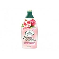 L' Angelica Officinalis Гель для ванны и душа с нектаром граната