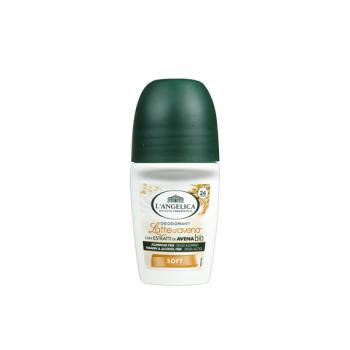 L'Angelica DEO Дезодорант шариковый  с экстрактом овсяного молочка