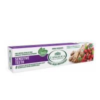 L'Angelica Зубная паста для чувствительных зубов с экстрактами имбиря и ягод Годжи