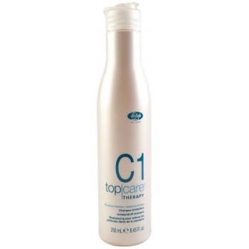Шампунь против перхоти Top Care Therapy Antidandruff Shampoo C1 Lisap