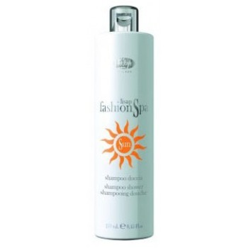 Шампунь-гель для душа Fashion Spa Sun Shampoo-Shower Lisap