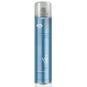 Неаэрозольный лак для волос нормальной фиксации Lisynet Two Eco Natural Hold Lisap