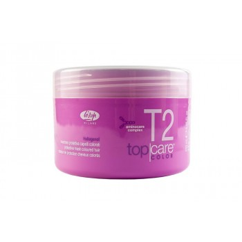 Разглаживающая маска с интенсивным увлажнением и восстановлением волос Ultimate Plus  Lisap