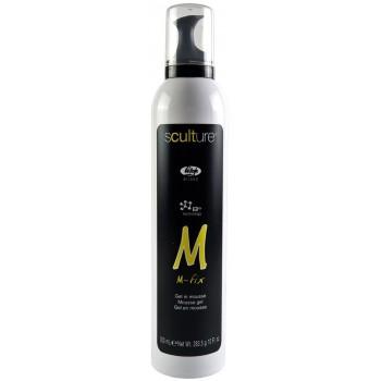 Гель-мусс  для укладки волос Sculture M-Fix M Lisap
