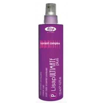 Разглаживающий флюид Ultimate Straight Fluid Plus  Lisap