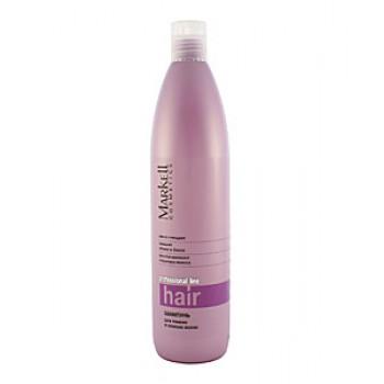 Шампунь для тонких и ломких волос Markell