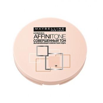 Пудра компактная выравнивающая Affinitone Powder Maybelline