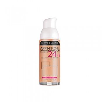 Тональный крем Совершенный тон Affinitone 24h Maybelline