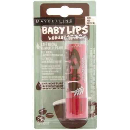 Бальзам для губ Baby Lips Holiday Spice Кофе
