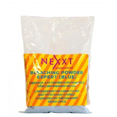 Осветляющий порошок голубой в пакете Bleachihg Powder/Blue