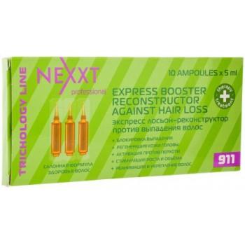 Ампулы: экспресс лосьон-реконструктор против выпадения Express Booster - Reconstructor Against Hair Loss NEXXT