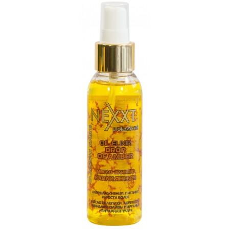 Масло-эликсир - капли янтаря Oil Elixir - Drop Of Amber