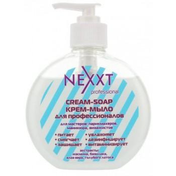 Салонное крем-мыло для мастеров: парикмахеров, маникюра, визажистов Salon Professional Cream-Soap NEXXT