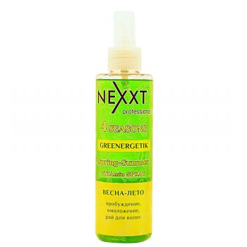 Спрей  4 сезона Весна-Лето Spray Greenergetik: Spring-Summer NEXXT