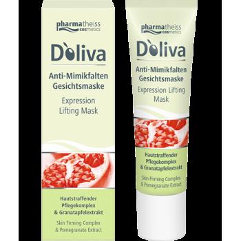 D'Oliva Маска для коррекции мимических морщин с экстрактом граната Pharmatheiss Cosmetics (Германия)