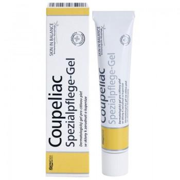D'Oliva Skin in balance Coupeliac Специальный крем-гель для ухода за чувствительной,склонной к покраснениям кожей Pharmatheiss Cosmetics (Германия)