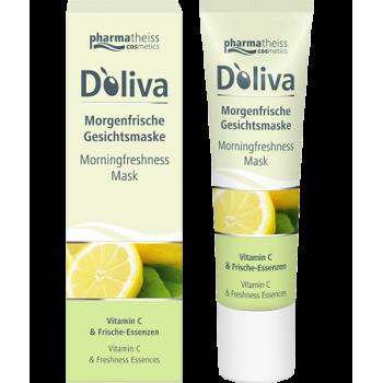 D'Oliva Маска утренняя освежающая Pharmatheiss Cosmetics (Германия)