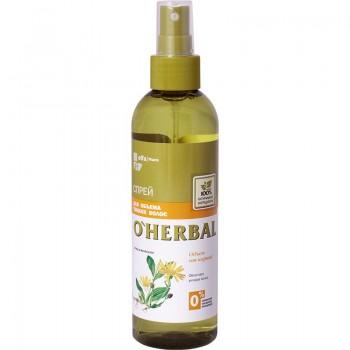 Спрей для обьема тонких волос с экстрактом арники O'Herbal