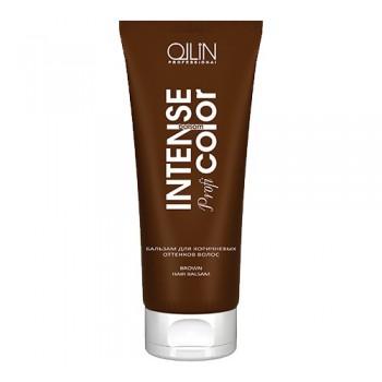 Бальзам для коричневых оттенков волос Brown hair balsam Ollin