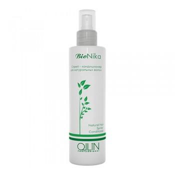Спрей-кондиционер для натуральных волос Normal Hair Spray-Conditioner Ollin