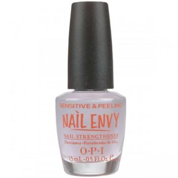 Средство для чувствительных и слоящихся ногтей Sensitive & Peeling Nail Envy OPI