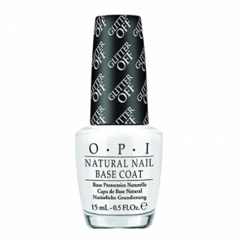 Базовое покрытие для глиттерных текстур Glitter Off Base Coat OPI